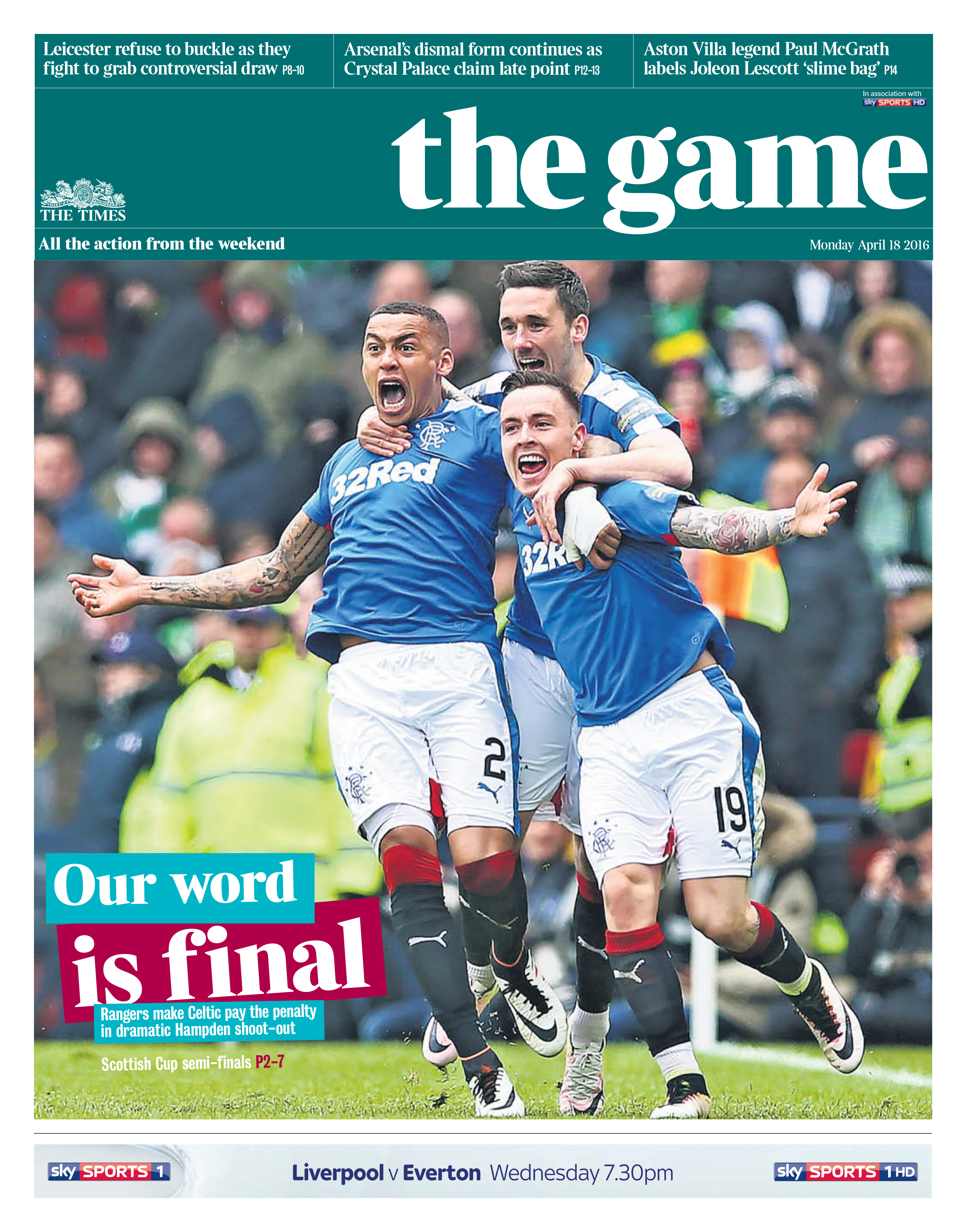 the-game-18th-april-2016