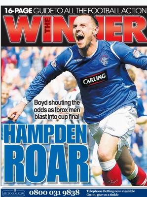 Daily Record - Kris Boyd