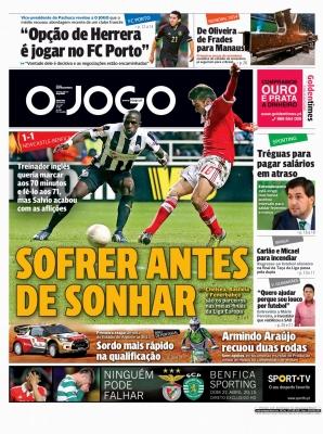 Ojogo - Newcastle v Benfica
