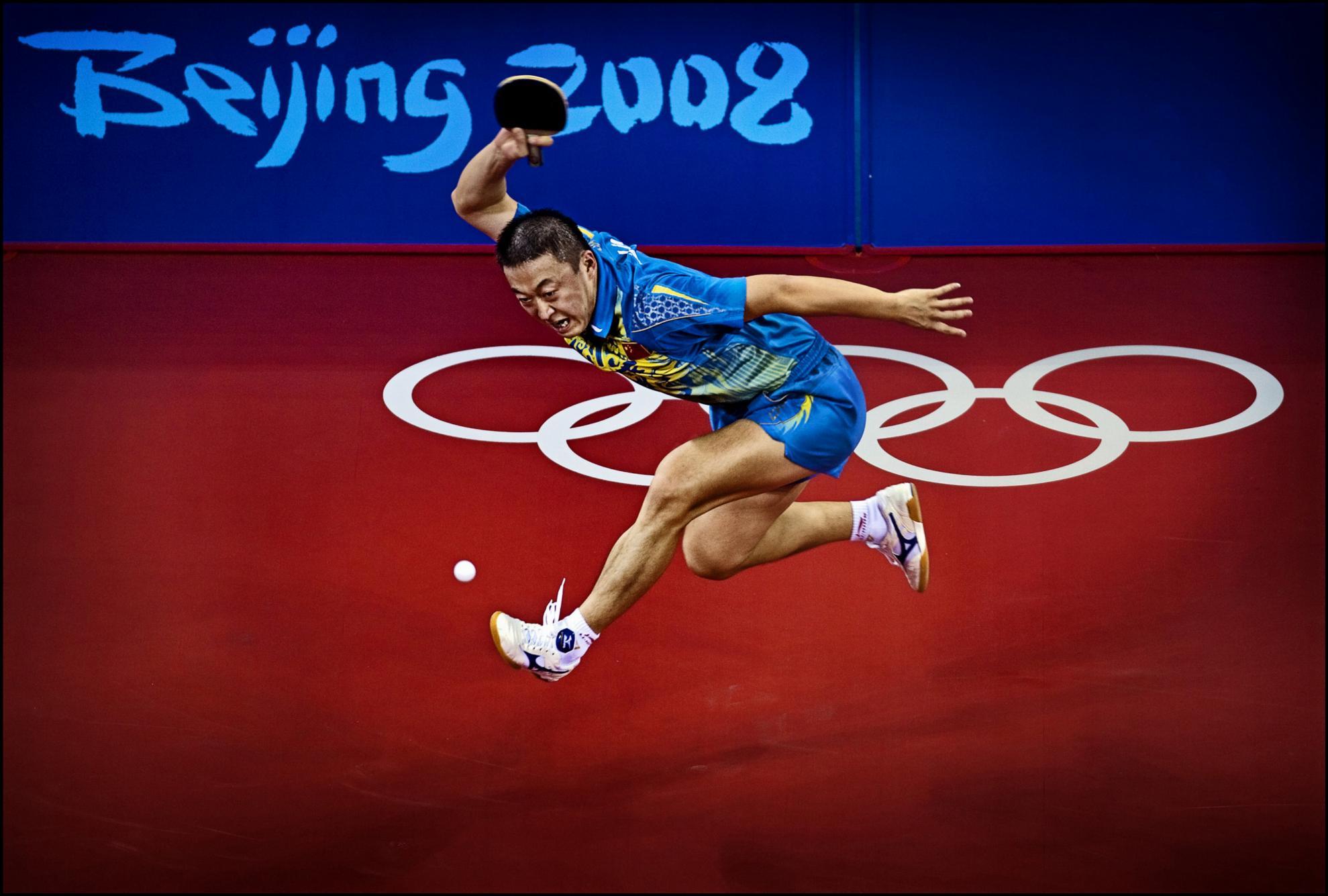Olympics Ian Macnicol