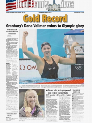 Hood County News - Dana Vollmer