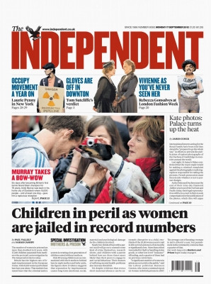 The Independent - Andy Murray